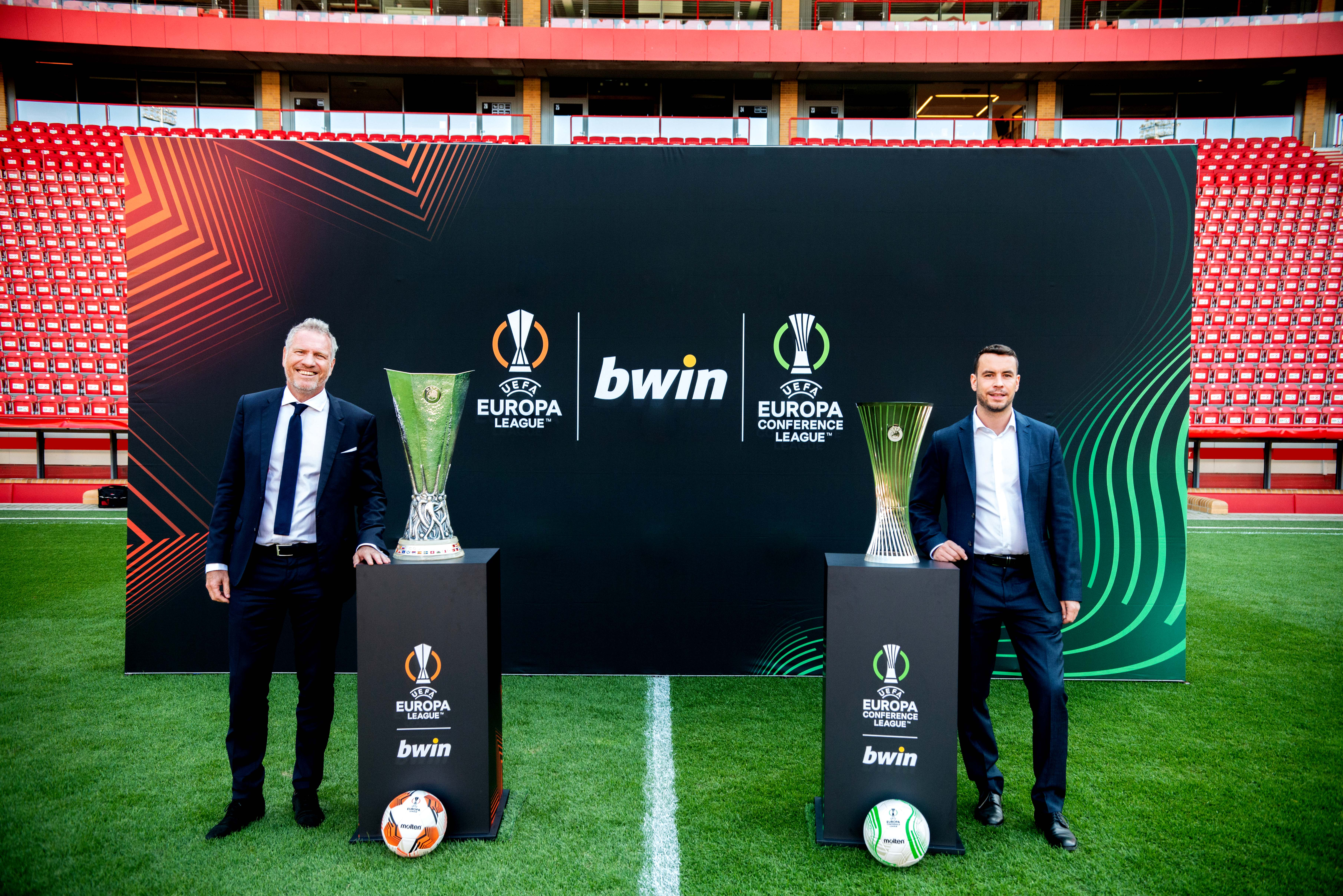 bwin becomes Official Partner of the UEFA Europa League and new UEFA Europa Conference League